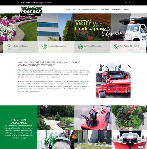 Pro Edge Lawn Care