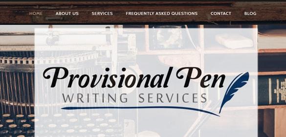Provisional Pen