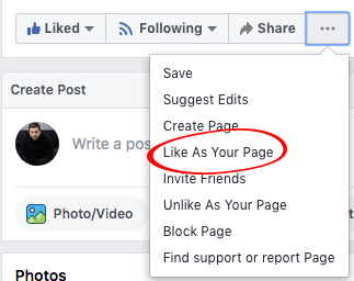 Like-As-Your-Page